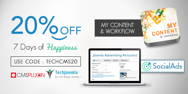 my content & workflow with socialads