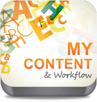 My Content & Workflow