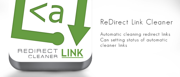 Redirect Link Cleaner plugin