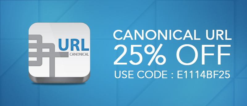 Canonical 25% off black Friday sale