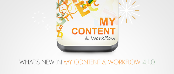 My Content & Workflow v4.1.0