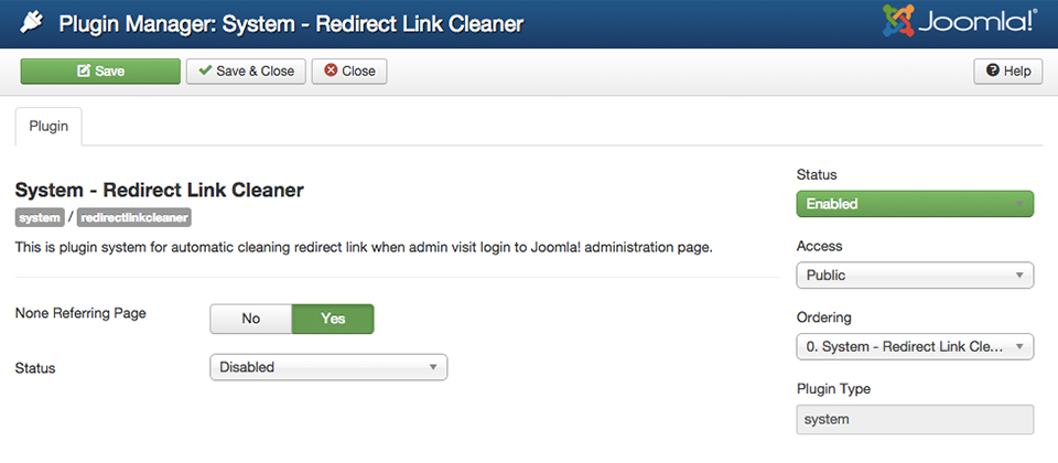 Redirect Link Cleaner 01
