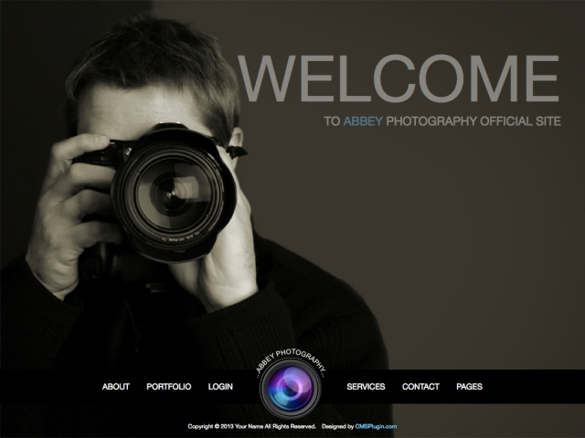 Photo Home Page
