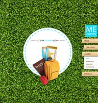 Me Journey Joomla! Template