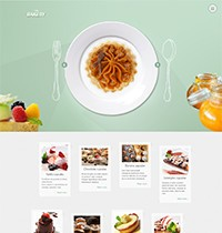 Bakery Joomla! Template