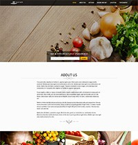 Your Plate Joomla! Template
