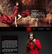 Style By Red Joomla! Template